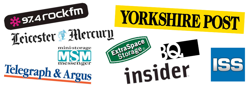Self storage press coverage blog header