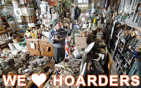 Giving A Helping Hand To Britain's Hoarders