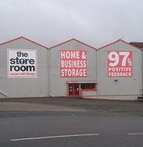 Image of The Store Room Bradford self storage facility