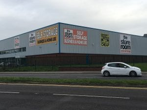 Image of The Store Room Leeds self storage facility