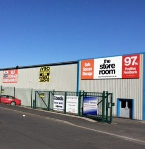 Image of The Store Room Rotherham self storage facility