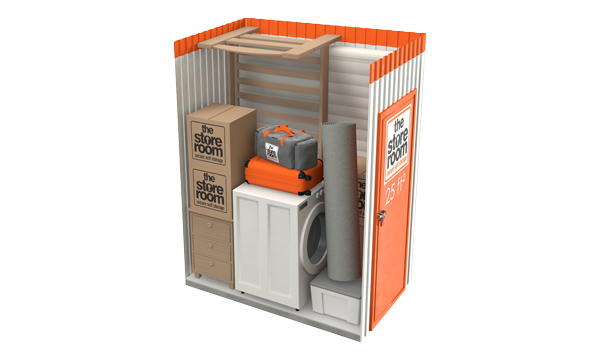 Use a self storage room to save money and share with friends at The Store Room Leeds