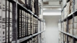 archive storage options at The Store Room