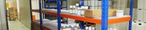 Business storage options from The Store Room self storage company