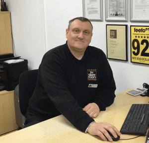 Self storage Leeds staff - Richard Bennett