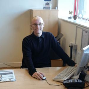 Self storage Bradford Staff - Steven Sunter