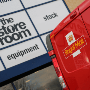parcel acceptance service at The Store Room self storage company