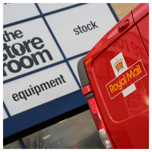 Delivery acceptance service at The Store Room self storage locations
