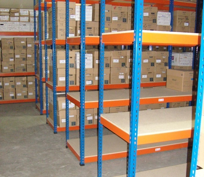 Business storage at The Store Room