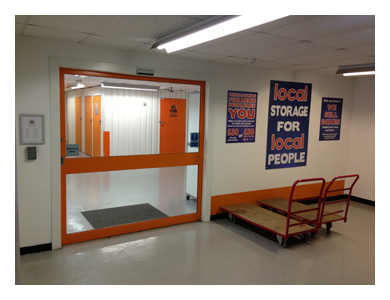 Leeds self storage site room expansion