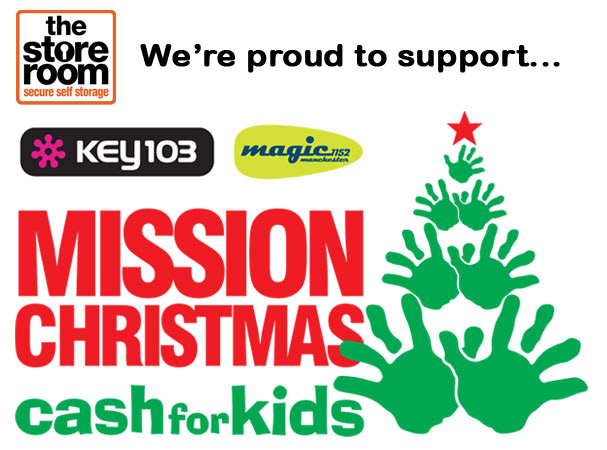 The Store Room Supporting Mission Christmas