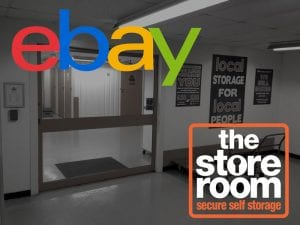 Ebay traders using self storage at The Store Room