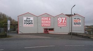 Image of The Store Room Bradford self storage facility