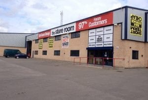 Image of The Store Room Leicester self storage facility
