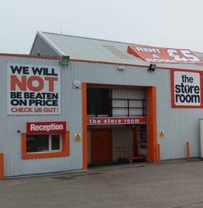 Image of The Store Room Preston self storage facility