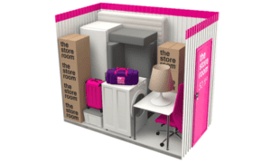 self storage room for decluttering at The Store Room