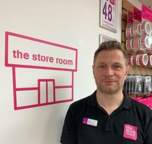 Stephen Gregg Storage Specialist