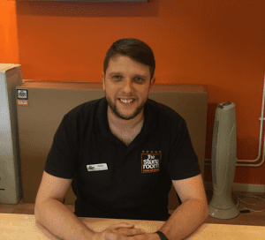Self storage Leicester staff - Alan Brightmore