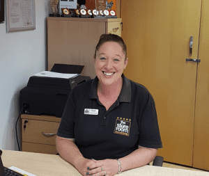Self Storage Preston staff - Rain Clark