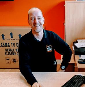 Self storage Bradford staff - Allen Lackenby