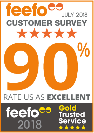 Feefo Customer Ratings
