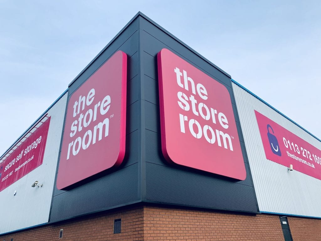 Self storage Leeds at The Store Room