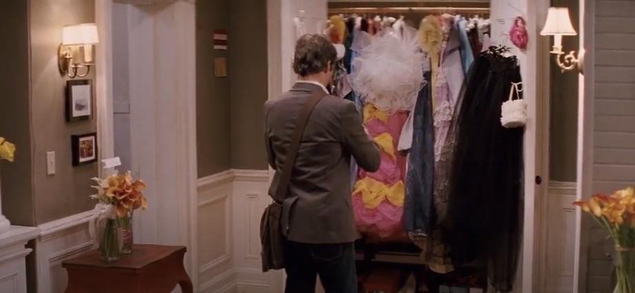 Wardrobe full of dresses need storage