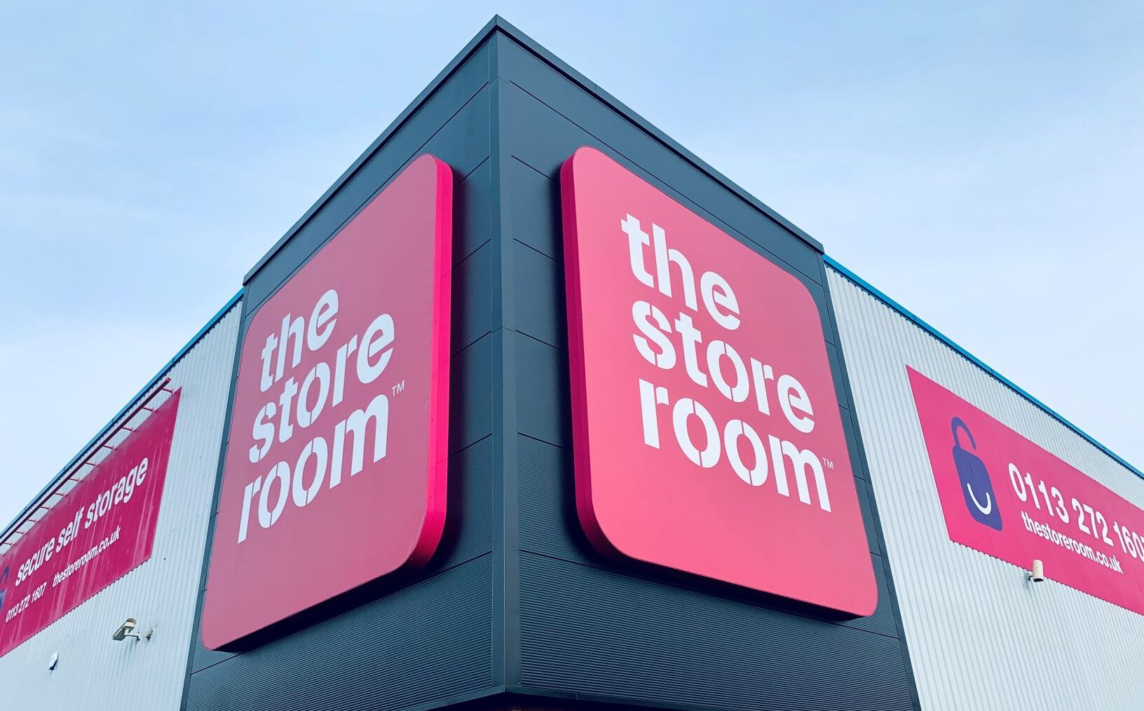 The Store Room self storage facility Leeds