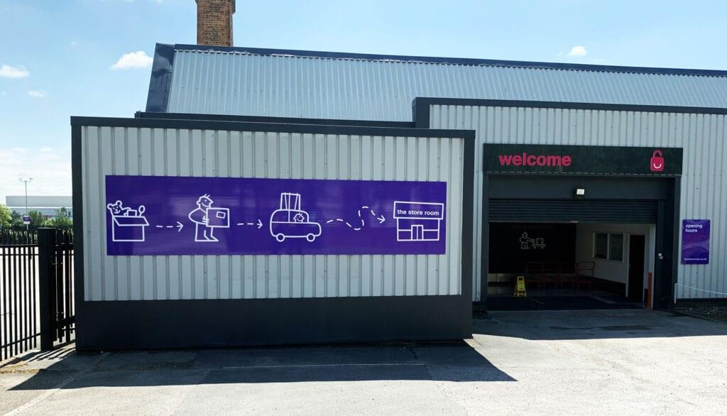 Salford self storage facility rebranded 2